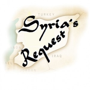 logo Syria's Request