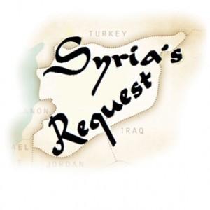 logo Syria's Request
