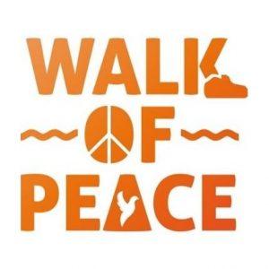 Walk of Peace @ wandeling door Enschede   Overijssel   Nederland