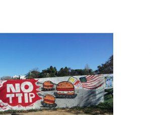 plkaatje bij TTIP