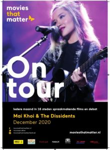 """Movies that Matter: """"Mai Khoi & The Dissidents @ Concordia Enschede"""